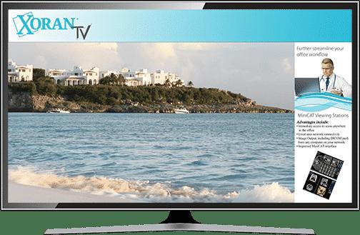 Xoran TV sample 2